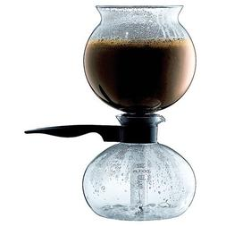 Bodum 01US4 Pebo Vacuum Coffee Maker Siphon Coffee Brewer Bo