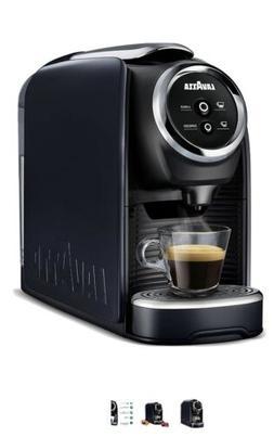 041953000648 blue classy mini single serve espresso