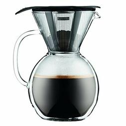 Bodum 11672-018 Cup Double Wall Pour Over Coffee Maker wit