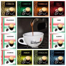 100 Karoma Capsules Compatible Nespresso Machines  New!
