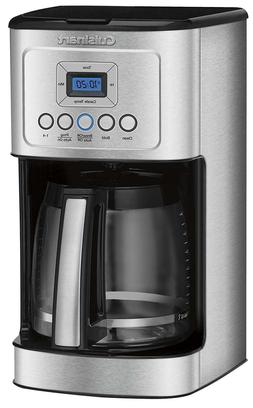 14 Cup Cuisinart Coffee Machine Programmable Coffeemaker Sta