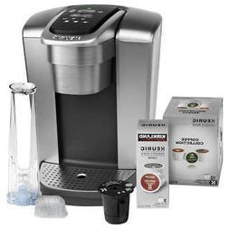 KEURIG 2.0 K90 ELITE K-CUP COFFEE MACHINE MAKER, 15 FREE K-C