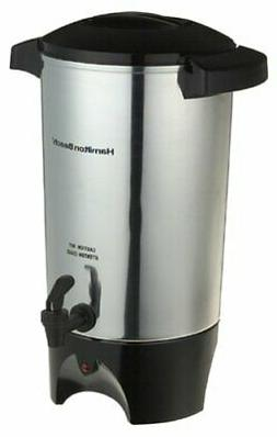 Hamilton Beach 45 Cup Coffee Urn and Hot Beverage Dispenser,