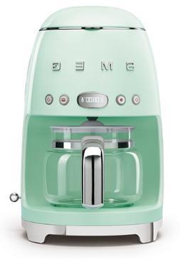 Smeg SMEG 50's Retro Drip Filter 10-Cup Coffee Machine