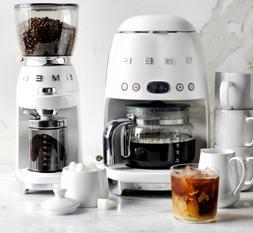 Smeg 50's Retro Style Aesthetic Drip Filter Coffee Machine,