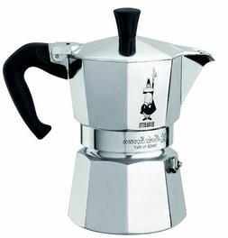 Bialetti 6 Cup Moka Express Stovetop Espresso Coffee Maker P