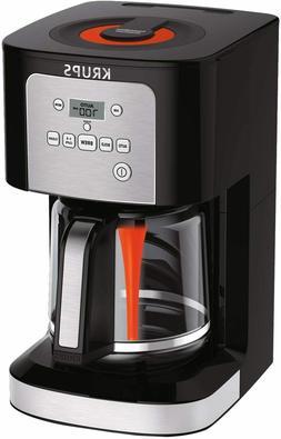 KRUPS 7211002967 EC321 Coffee Machine, 12-Cup( (60 fl ounce