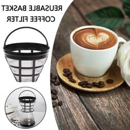 For 8-12 Cup Mr Coffee Maker Machine Permanent Reusable Bask