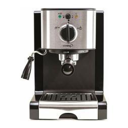 Capresso 116.04 Pump Espresso and Cappuccino Machine EC100,