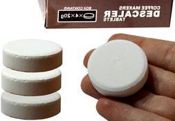 PureBlue Brew - Water Citric Acid Descaler Tablets - Coffee