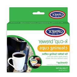 Urnex K-Cup Coffee Maker Cleaner - 5 Pods - Coffee Cleaner U