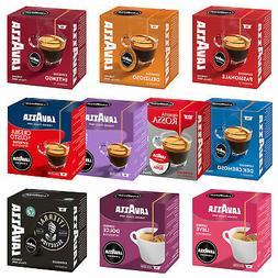 Lavazza A Modo Mio Coffee Machine Pods 16 Capsules Espresso