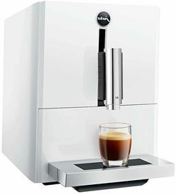 Jura A1 Coffee / Ristretto / Espresso Machine - White