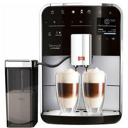 Melitta Automatic Coffee Machine Barista Ts Silver Espresso
