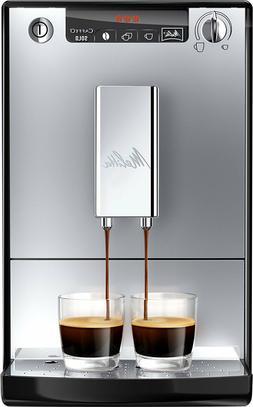 Melitta Automatic Espresso Coffee Machine, Caffeo Solo, Silv