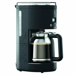 Bodum Bistro 12 Cup Programmable Automatic Coffee Maker Mach