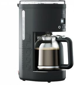 Bodum Bistro 12-Cup Programmable Coffee Machine in Black