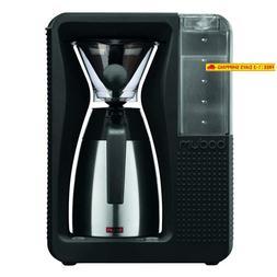Bodum Bistro Coffee Maker, Automatic Pour Over Coffee Machin