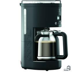 Bodum Bistro 12 Cup Programmable Coffee Maker - Black