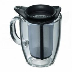 - Bodum Yo Yo 0.35 Litre Set Mug and Tea Strainer. Free Del