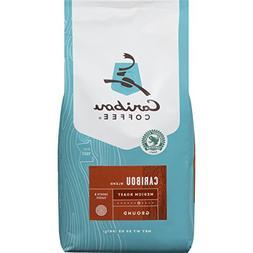Caribou Coffee Caribou Blend Ground Medium Roast 20 Ounce ba