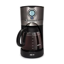 Mr. Coffee BVMC-VMX38-DS Black Stainless Coffee Maker