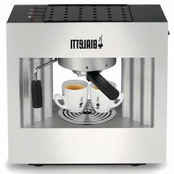 BIALETTI CAFFE CONCERTO ESPRESSO COFFEE MAKER MACHINE BRAND