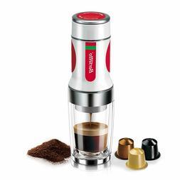 Barsetto Capsule Coffee Machine Espresso Coffee Maker 15 Bar