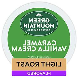 Green Mountain Coffee Roasters Caramel Vanilla Cream, Single