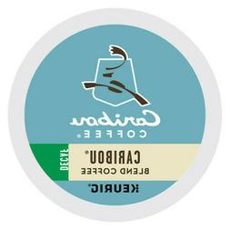 Caribou® Blend Decaf, Single-Serve K-Cup Pods, 24 Count