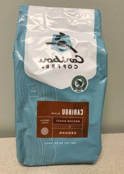 Caribou Coffee, Caribou Blend Ground 20 oz. bag, Smooth Medi