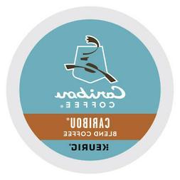 Caribou Coffee Caribou Blend, Keurig K-Cup Pod, Medium Roast