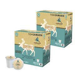 Caribou Coffee, Caribou Blend, Medium Roast, Keurig K-Cups,