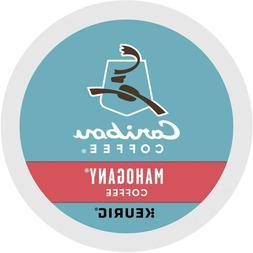 Caribou Mahogany Coffee 24 to 120 Keurig K cups Pick Any Siz