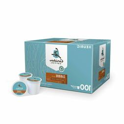 Caribou Signature Blend Coffee 100 to 200 Keurig K cups Pick