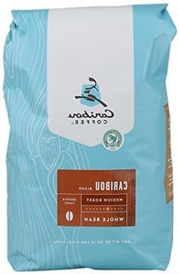 Caribou Whole Bean Coffee 40 oz. Bag Blend Medium Roast
