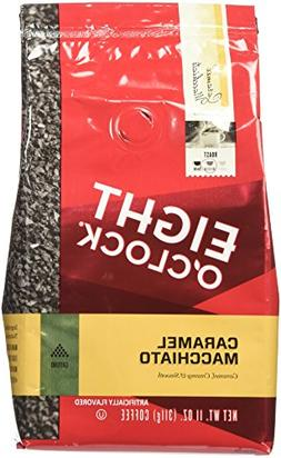 Eight O'Clock Coffee - Caramel Macchiato ground - 11oz