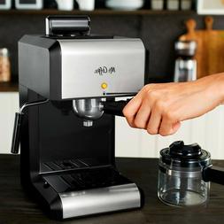 Coffee Bar Espresso Machine Milk Steam Forthing Cappuccino L