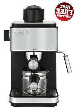Coffee Bar Espresso Machine Milk Steam Frother Cappuccino/ L