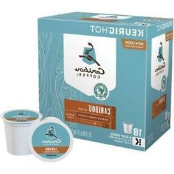 Caribou Coffee Caribou Blend Medium Roast Keurig K-Cups - 18