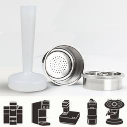 coffee capsule fit fot illy machine maker stainless steel ca