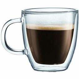 Bodum Coffee Cups & Mugs Bistro Mugs, Double-Wall Insulated