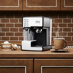 Coffee Espresso Cappuccino Machine Commercial Grade Cup Mix
