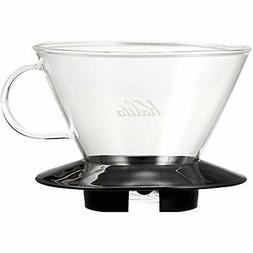 Kalita Coffee Machine Accessories 05039 Glass Wace Dripper 1