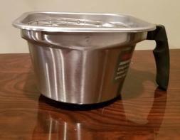 """Fetco coffee machine Brew Basket  16""""x6"""""""