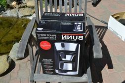 BUNN Coffee Machine PHASE BREW  Model : HT