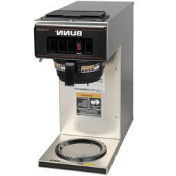 Coffee Maker 12 Cup BUNN Pourover Brewer Machine 1 Warmer Co