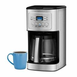 Cuisinart Coffee Maker 14 Cup Stainless Steel Programmable B