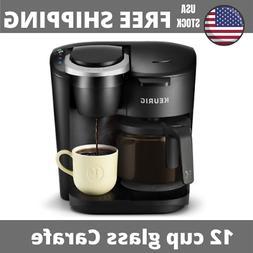 COFFEE MAKER BREWER Machine 12 Cup Single Serve Pod KCup Car