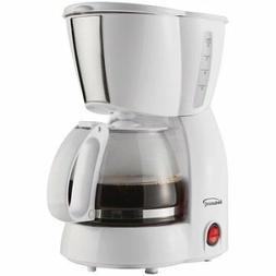 4-Cup Coffee Maker, Black